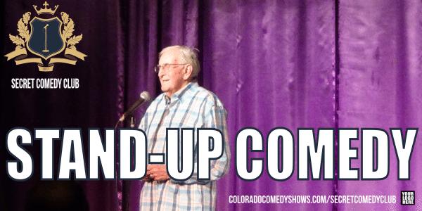 Secret Comedy Club - Stand-up Comedy